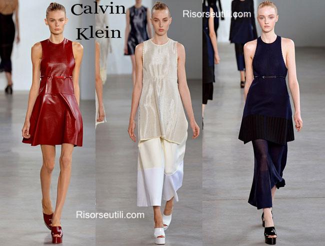 Shoes Calvin Klein 2015 spring summer