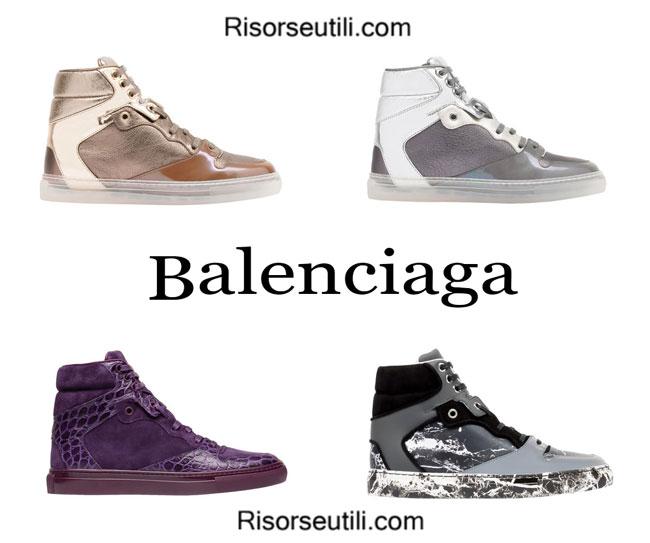 Sneakers Balenciaga spring summer 2015