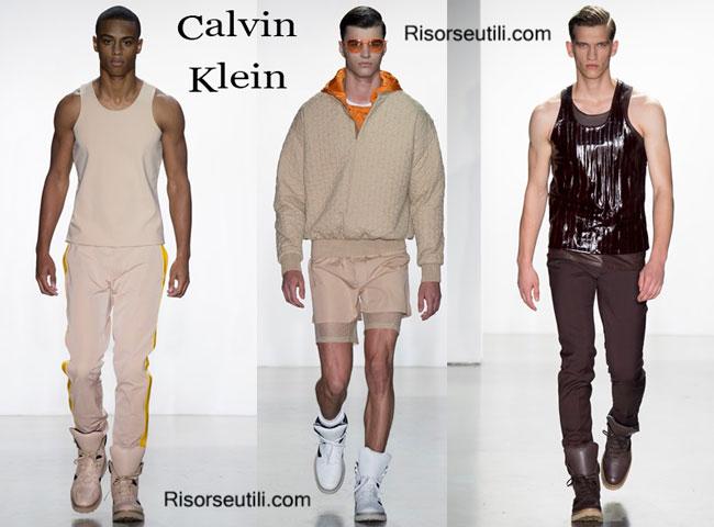 Sneakers Calvin Klein and shoes Calvin Klein 2015