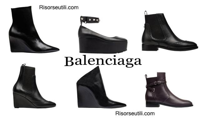 Womens boots Balenciaga spring summer