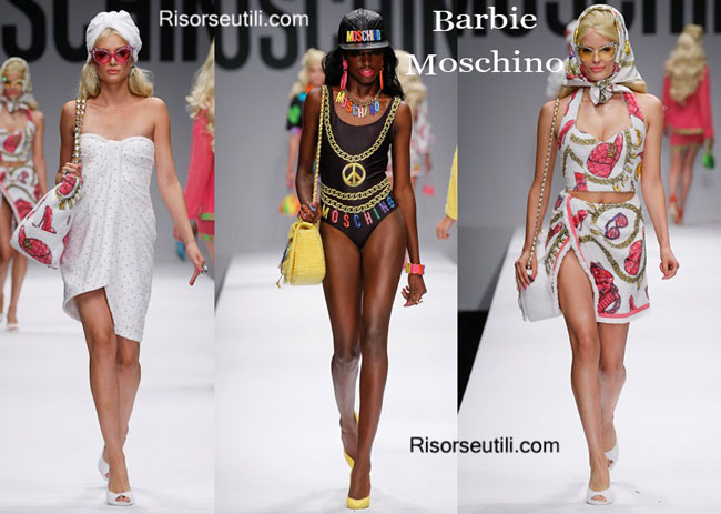 Accessories Barbie Moschino spring summer 2015