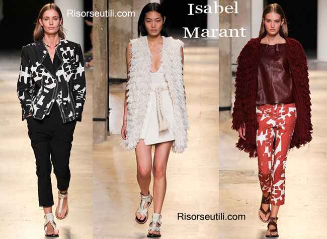 Accessories Isabel Marant spring summer 2015