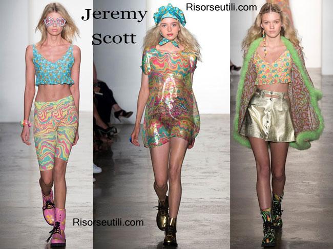 Accessories Jeremy Scott spring summer 2015