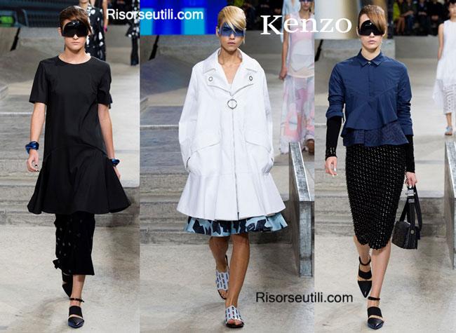 Accessories Kenzo spring summer 2015