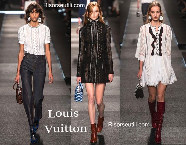 b530d8831b7a Fashion dresses Louis Vuitton spring summer 2015 womenswear