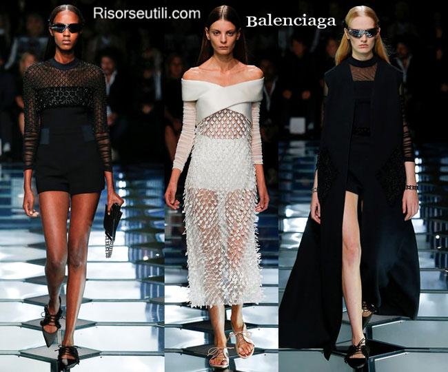 Balenciaga spring summer 2015