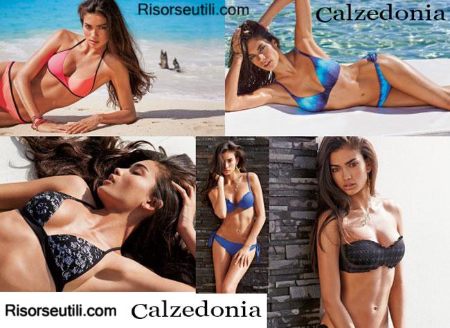 Beachwear Calzedonia summer womenswear