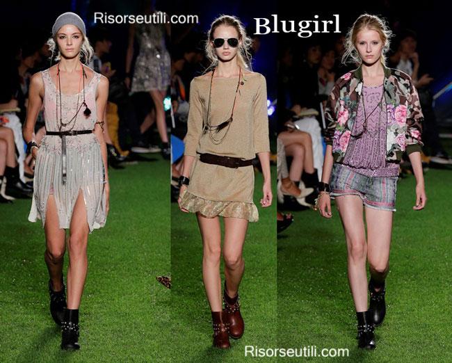 Blugirl spring summer 2015