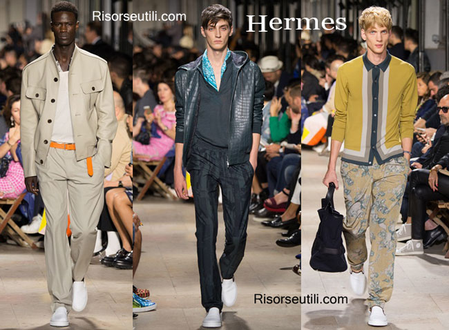 Clothing accessories Hermes spring summer 2015