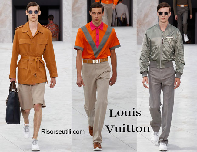 Clothing accessories Louis Vuitton spring summer 2015