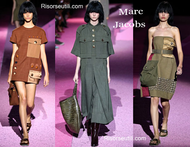 Clothing accessories Marc Jacobs spring summer 2015