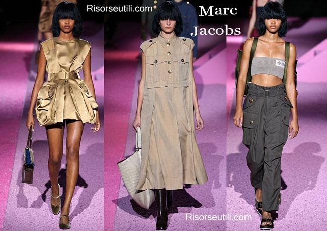 Designer accessories Marc Jacobs spring summer 2015