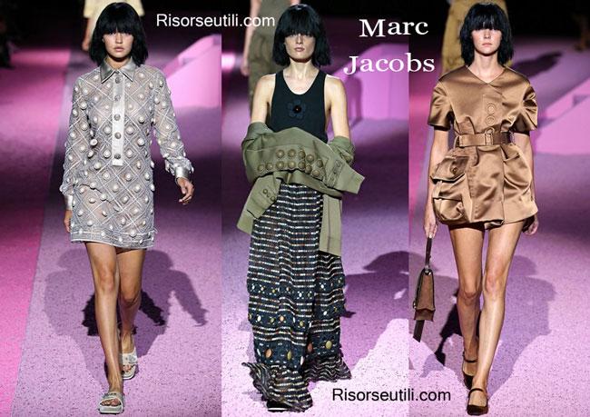 Dresses Marc Jacobs spring summer 2015 womenswear