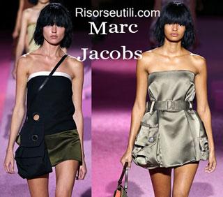 Fashion brand Marc Jacobs spring summer 2015 womenswear designer