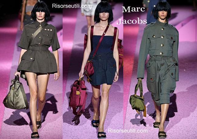 Fashion designer handbags Marc Jacobs spring summer 2015