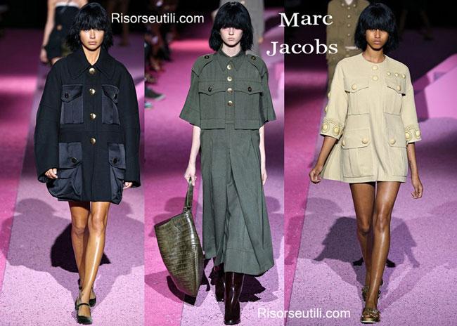 Fashion designer shoes Marc Jacobs spring summer 2015