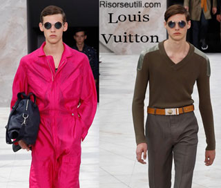 Fashion dresses Louis Vuitton spring summer 2015 menswear