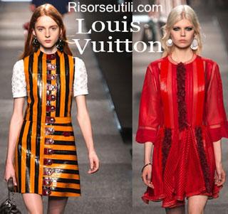 Fashion show Louis Vuitton spring summer 2015 womenswear
