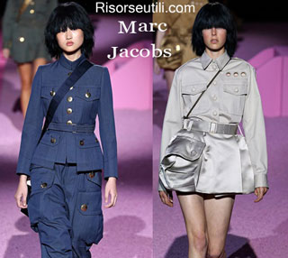 Fashion show Marc Jacobs spring summer 2015 womenswear