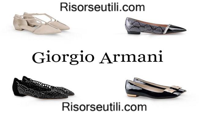 Footwear Giorgio Armani 2015 spring summer