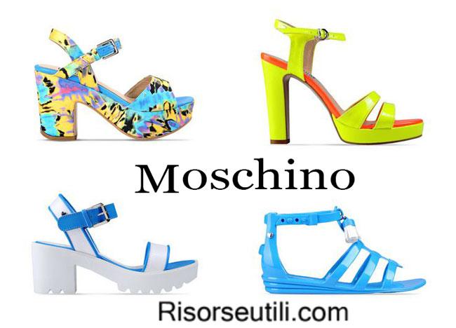 Footwear Love Moschino 2015 spring summer