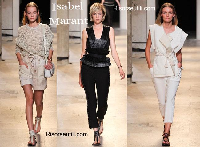Handbags Isabel Marant and shoes Isabel Marant 2015