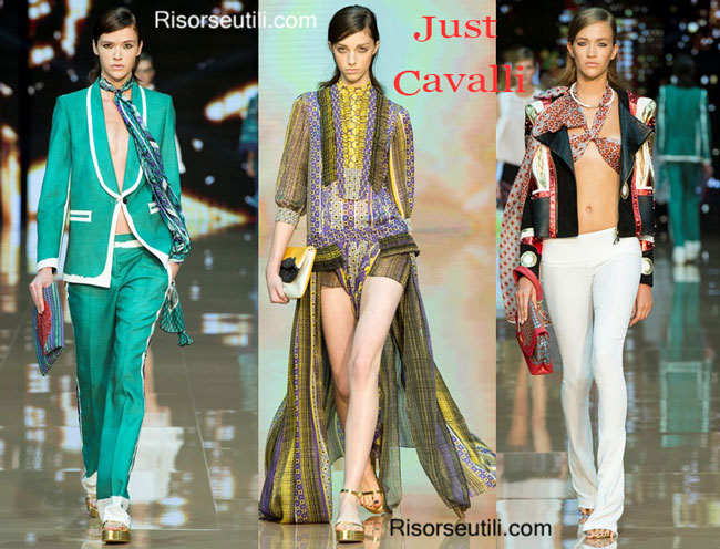 Handbags Just Cavalli and shoes Just Cavalli 2015