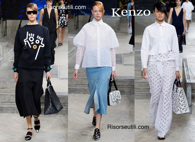 Handbags Kenzo and shoes Kenzo 2015