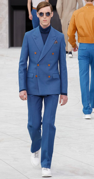 Louis Vuitton Spring Summer 2015 Menswear Look 10
