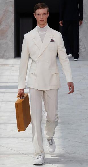 Louis Vuitton Spring Summer 2015 Menswear Look 2