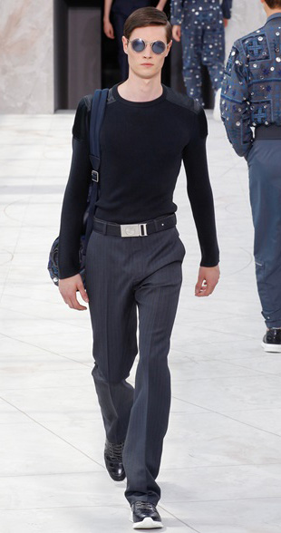 Louis Vuitton Spring Summer 2015 Menswear Look 3