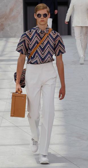 Louis Vuitton Spring Summer 2015 Menswear Look 4