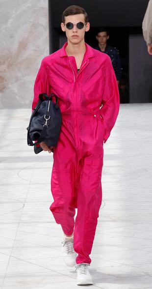 Louis Vuitton Spring Summer 2015 Menswear Look 5