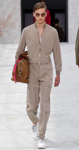 Louis Vuitton Spring Summer 2015 Menswear Look 6