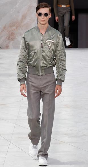 Louis Vuitton Spring Summer 2015 Menswear Look 7