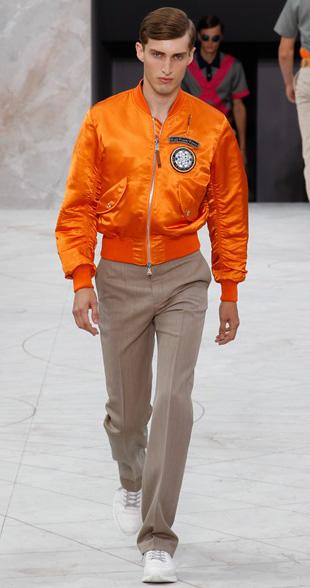Louis Vuitton Spring Summer 2015 Menswear Look 8