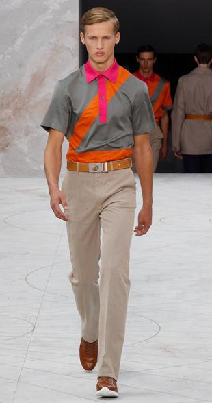 Louis Vuitton Spring Summer 2015 Menswear Look 9
