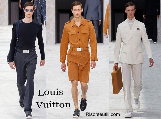 Louis Vuitton spring summer 2015 menswear