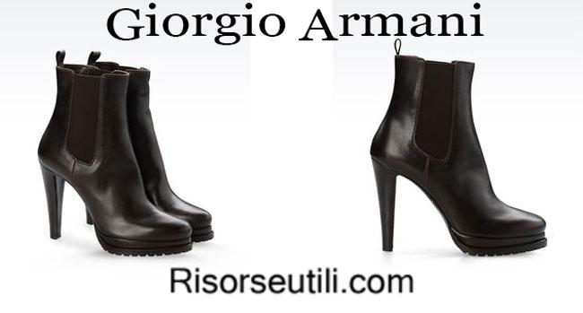 Shoes Giorgio Armani new arrivals spring summer