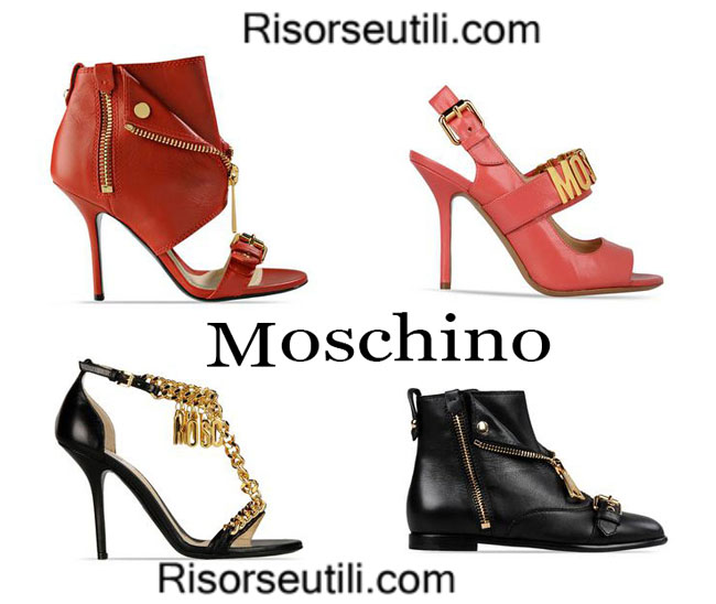 Shoes Moschino new arrivals spring summer