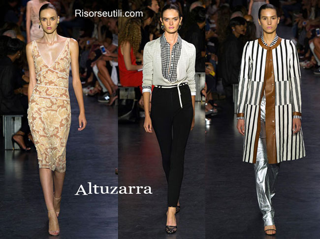 Accessories Altuzarra spring summer 2015