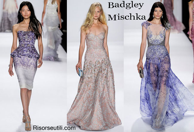 Accessories Badgley Mischka spring summer 2015