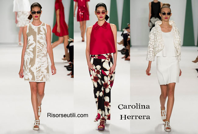 Accessories Carolina Herrera spring summer 2015