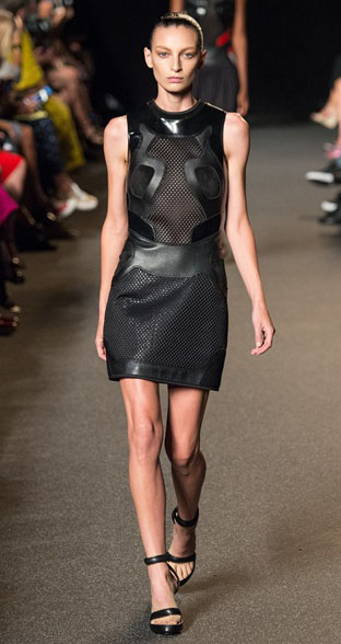 Alexander Wang Spring Summer 2015 Look 10