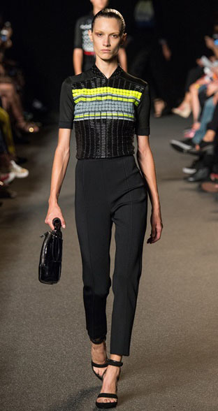 Alexander Wang Spring Summer 2015 Look 3