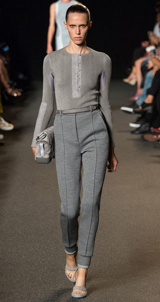 Alexander Wang Spring Summer 2015 Look 4