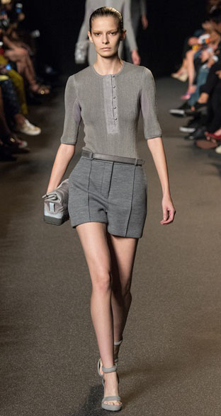 Alexander Wang Spring Summer 2015 Look 5