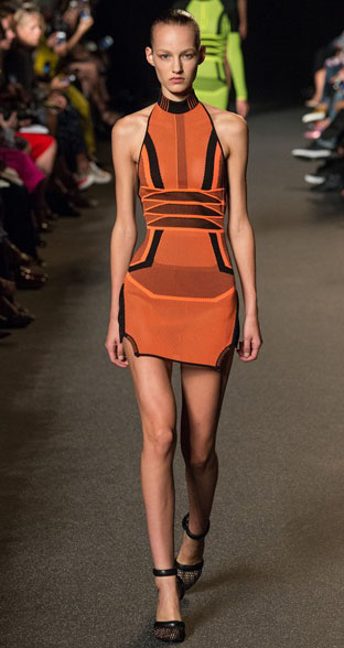 Alexander Wang Spring Summer 2015 Look 6