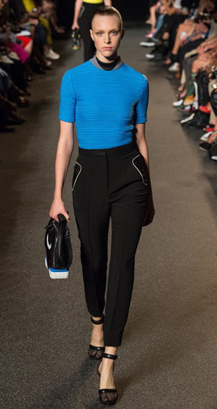 Alexander Wang Spring Summer 2015 Look 7