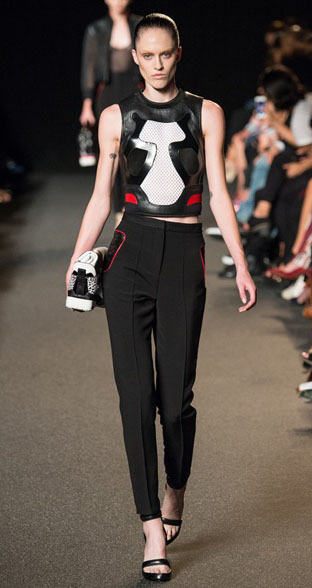 Alexander Wang Spring Summer 2015 Look 8